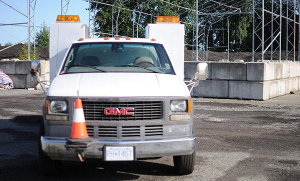 Fuel Truck Front