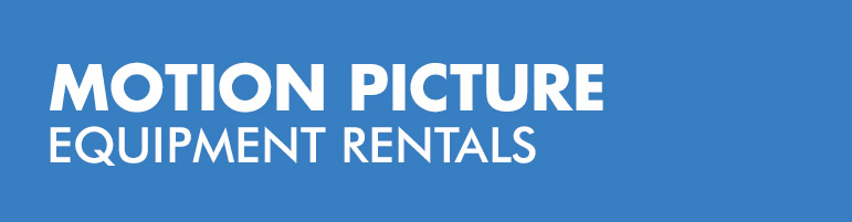 motion-picture-equipment-rentals